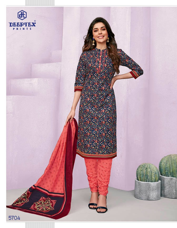 Shree Ganesh Dress Material>Deeptex Miss Call 57