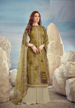 Shree Ganesh Dress Material>Silky Summer