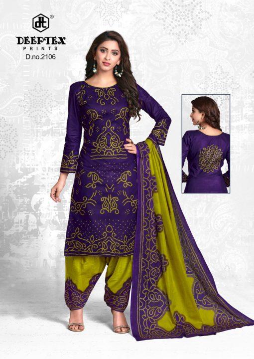 Shree Ganesh Dress Material>Deeptex Classic Chunari 21