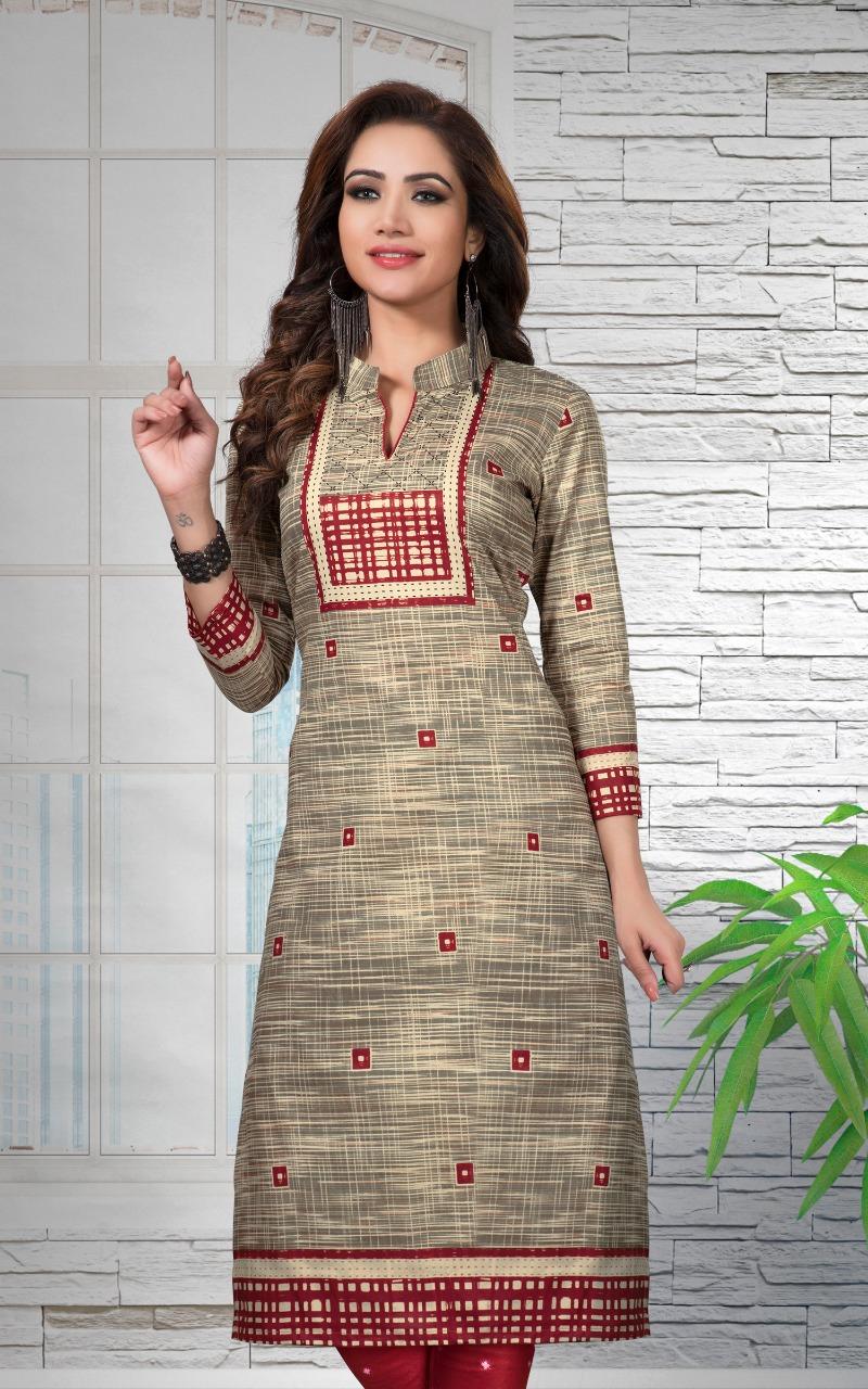 Shree Ganesh Kurti>Gudiya Rani Kurti
